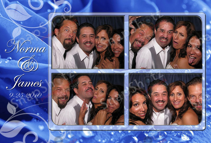 Photobooth Wedding At The Reef In Long Beach