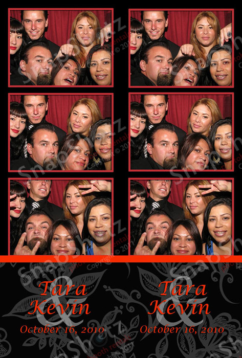 Los Robles Greens Golf Course Angeles SnapShotz Photo Booth