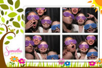Snapshotz Photobooth Rentals Los Angeles Bat Mitzvah Sample 1