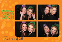 Snapshotz Photobooth Rentals Los Angeles Holiday Party 2