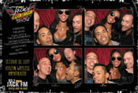 Snapshotz Photobooth Rentals Los Angeles Corporate Sample Jack FM
