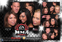 Snapshotz Photobooth Rentals Los Angeles Corporate Sample EA Sports