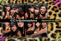 Snapshotz Photobooth Rentals Los Angeles Quinceanera Sample 1