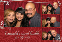 Snapshotz Photobooth Rentals Los Angeles Quinceanera Sample 3