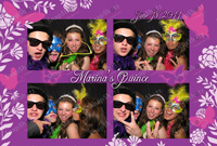 Snapshotz Photobooth Rentals Los Angeles Quinceanera Sample 5