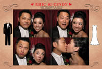 Snapshotz Photobooth Rentals Los Angeles Wedding Sample 1