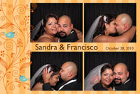 Snapshotz Photobooth Rentals Los Angeles Wedding Sample 13