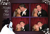 Snapshotz Photobooth Rentals Los Angeles Wedding Sample 2