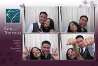 Snapshotz Photobooth Rentals Los Angeles Wedding Sample 6
