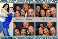Snapshotz Photobooth Rentals Los Angeles Wedding Sample 9