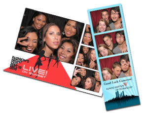 SnapShotz Photobooth Custom Graphics Sample